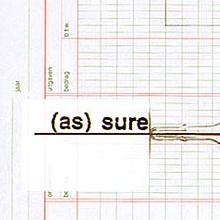 Gaps, 2005 (drawings)